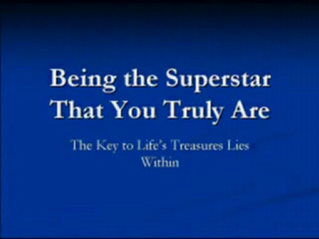 Being the Superstar That You Truly Are