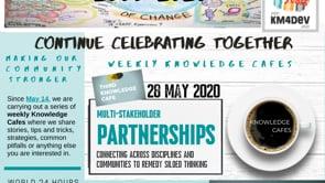 KM4DEV-KnowledgeCafe3_MultistakeholderPartnerships