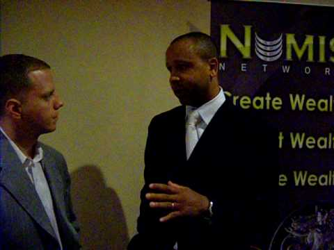 Numis Network Interview with Larry Beacham