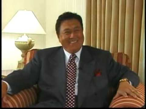 Robert T. Kiyosaki Interview 1