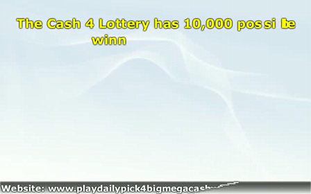 How to Win Cash 4 Lottery With Repeating Cash 4 Numbers