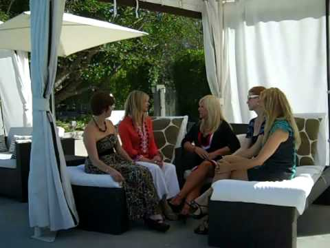 Cabana Talk With Abfabwomen-Living in Courage