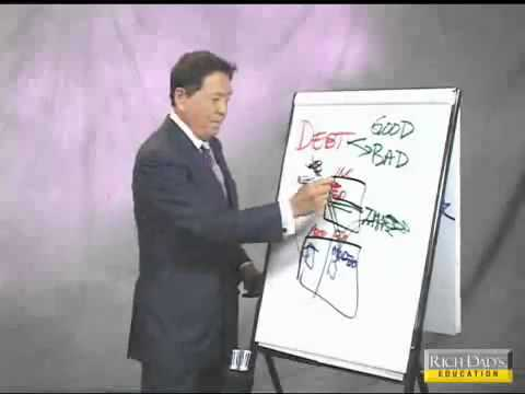 Robert Kiyosaki - New Rules Of Money Part 5