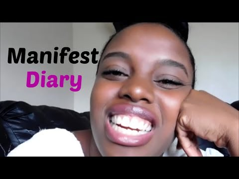 Manifest Diary #1- New Books, Russ Manifest Song, Prosperity Game