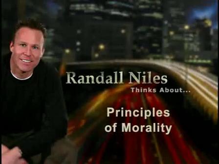 Principles of Morality