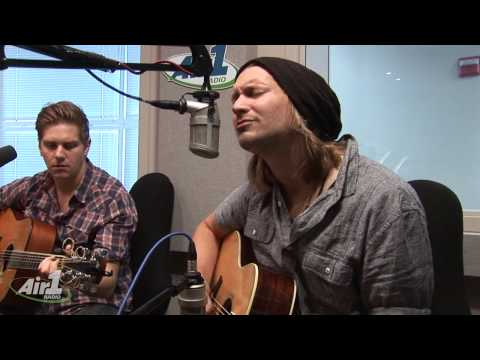 """Air 1 - NEEDTOBREATHE """"Washed By The Water"""" LIVE"""