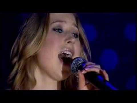 Hayley Westenra - Amazing Grace (Live)