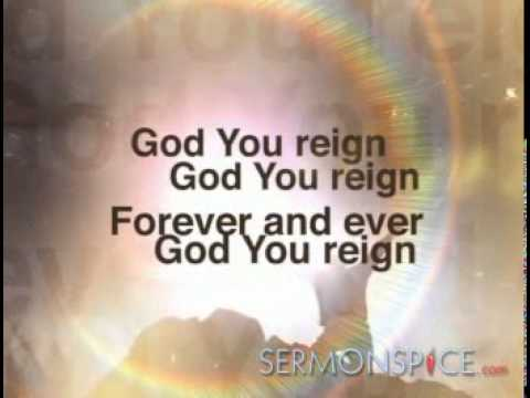 God You Reign - Music Video