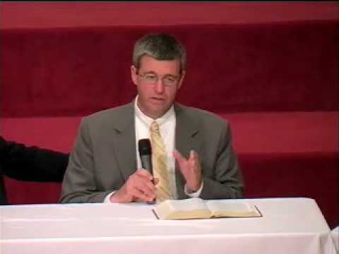 """Persecution or a Great Awakening"" - Paul Washer"