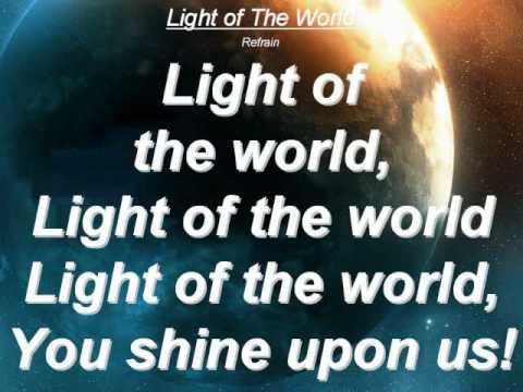 Light of The World (Live Worship With Lyrics)