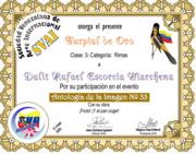 Dalit Rafael Escorcia Marchena