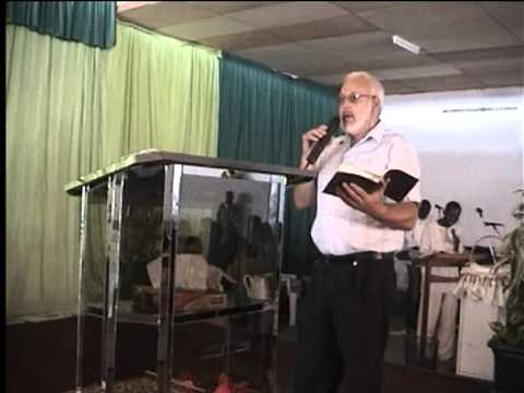 Bringing the Presence of God back Home Apostle Hans Blunk Part 1