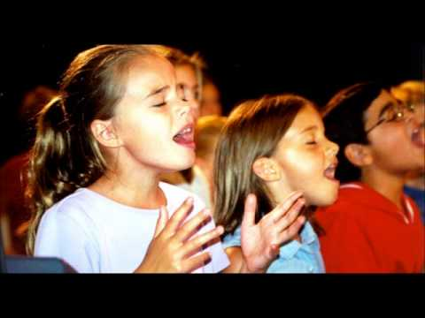 """Nelda Washington -""""I Will Bless The Lord""""- Praise and Worship for kids"""