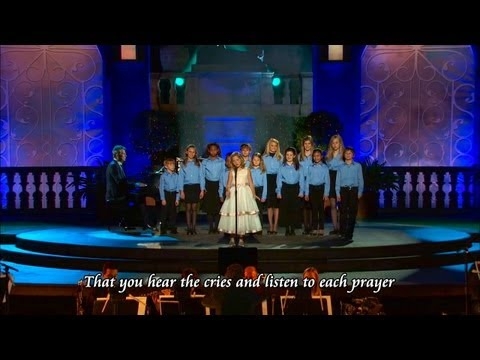 Jackie Evancho - To Believe - The Original - HD
