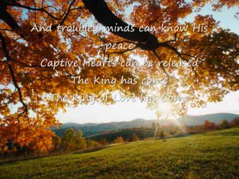Stuart Townend - The king of Love (king has come)