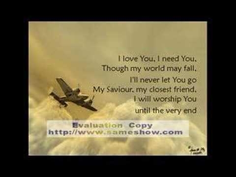 Hillsong - Jesus, Lover of My Soul