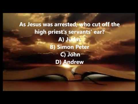 Bible Trivia 027 From The Book Of John