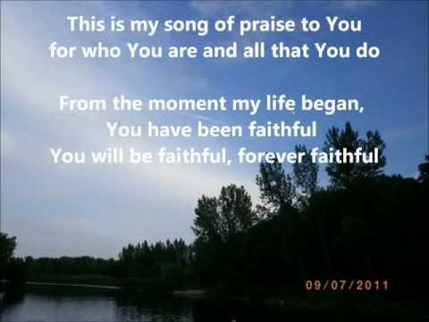 Brian Doerksen - Faithful Father, Your Faithfulness (lyrics)