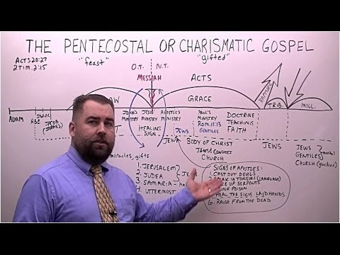 The Pentecostal or Charismatic Gospel