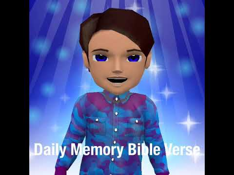 Daily Memory Bible Verse Matthew 5:7