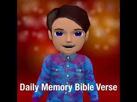 Daily Memory Bible Verse Matthew 5:8
