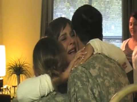 Soldiers Surprising Loved Ones