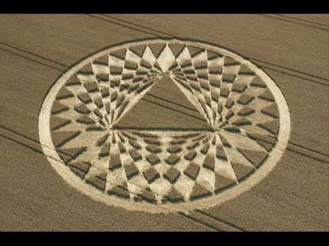 DNA activation 11:11 Cropcircles 2012