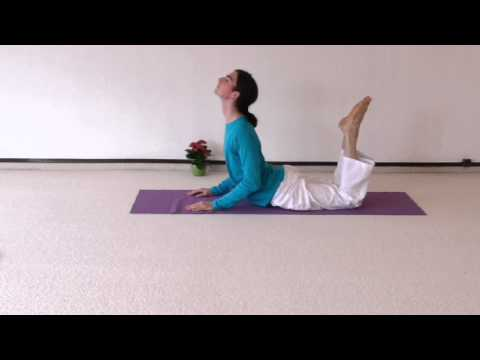 Yoga Class Advanced Dynamic 10 Minutes with Affirmations - intermediate/advanced