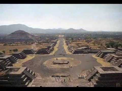 Teotihuacan ~ Ancient City of the Gods