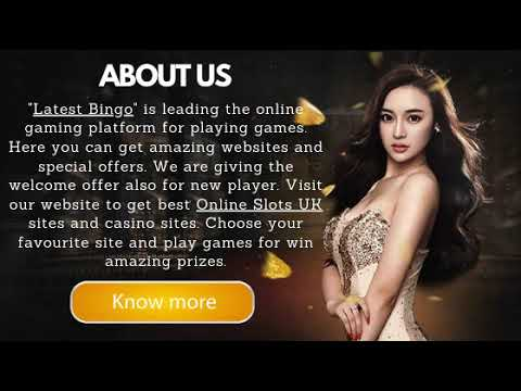 Play Online Games at Top Bingo Slots and Casino Sites