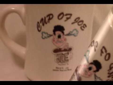 Cup of Joe - peel