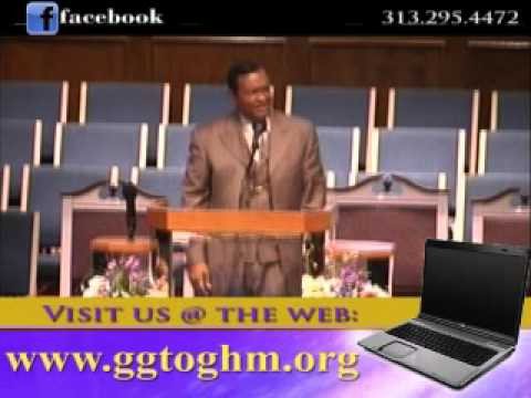 Bishop Gary Harper - Guest Speaker Jeremiah Cummings pt. 3