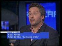 Entrevista Álex Rovira - La buena crisis