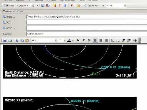 Cometa Elenin (Nibirus?), sismos y tsunami, como influye