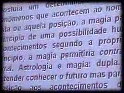 Edil Carvalho - ASTROLOGIA & MAGIA (parte 1)