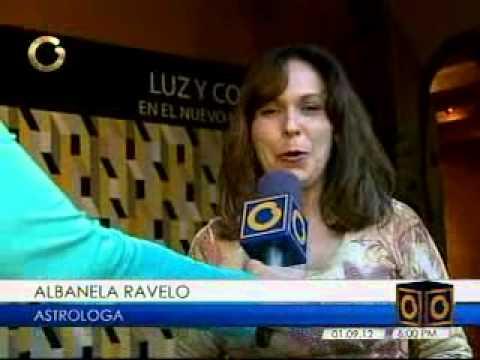Segmento entrevista a Albanela Ravelo en Noticiero Estelar Globovisión 02/09/2012