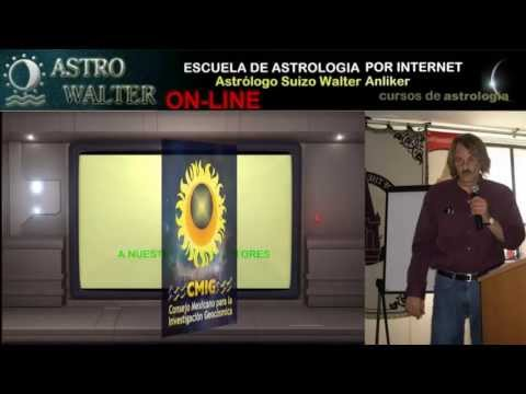 CURSO ASTROLOGIA ONLINE WALTER ANLIKER