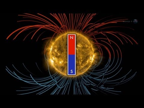 ScienceCasts: The Sun's Magnetic Field is About to Flip
