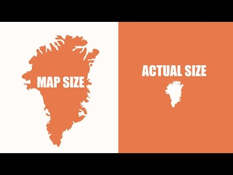 Maps That Prove You Don't Really Know Earth