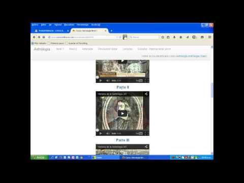 explicacion de la plataforma para estudios por internet