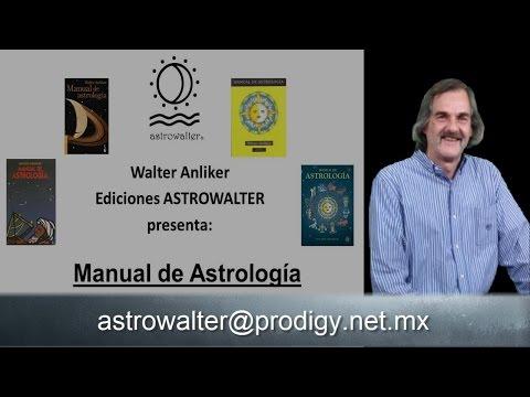 MANUAL DE ASTROLOGIA WALTER ANLIKER