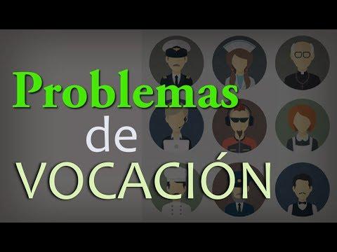 PROBLEMAS DE VOCACIÓN PROFESIONAL