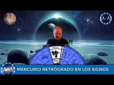 MERCURIO RETROGRADO EN LOS SIGNOS MES DE DICIEMBRE
