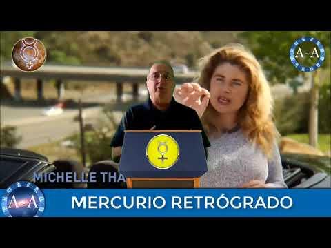 ENTRADA DE MERCURIO RETROGRADO | DICIEMBRE 2017
