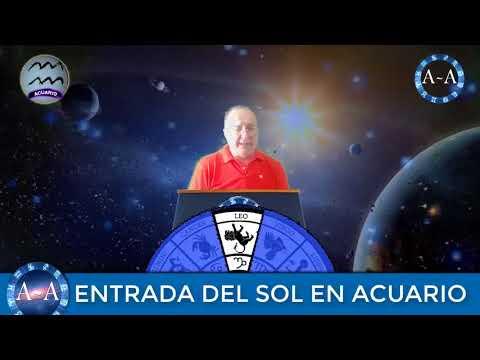 ENTRADA DEL SOL EN ACUARIO | TENDENCIA PARA TODOS LOS SIGNOS