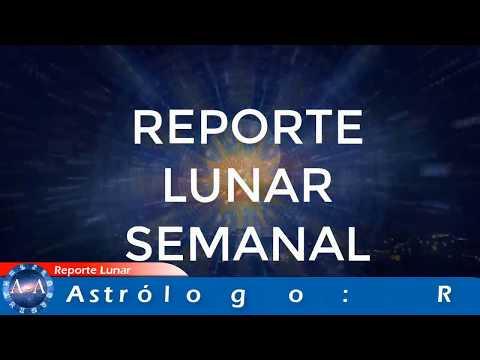 REPORTE LUNAR SEMANAL |ROBERTO GUTIÉRREZ