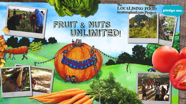 Fruit & Nuts UNLIMITED! - TRAILER