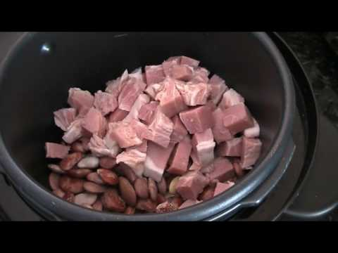 Frugal soup OR playing with a new pressure cooker