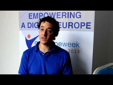Telecentre Europe Summit 2013: Roy Sharon speaks about Corporate Responsibility