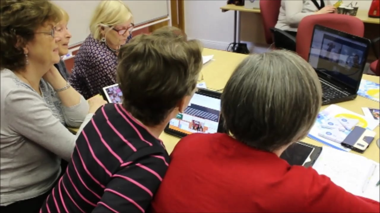 GOW16 Terenure Enterprise Centre Video
